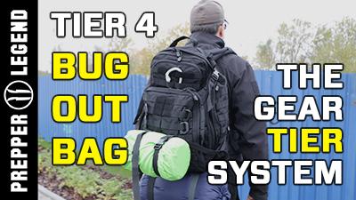 Gear Tier System - Tier 4 - Survival Kit
