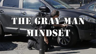 Gray Man Mindset