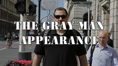 Gray Man Appearance