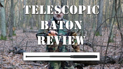 Telescopic Baton Review