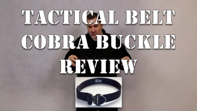 Tactical Belt with Carabiner Review