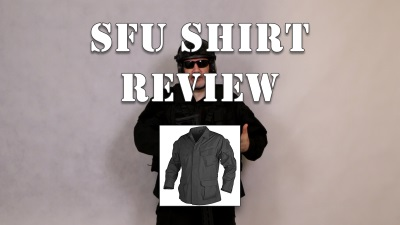 Special Forces Uniform Shirt Review