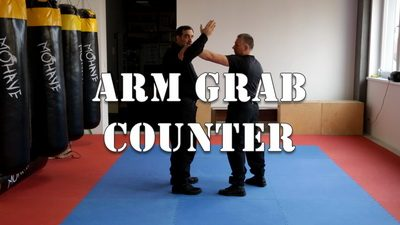One Hand Arm Grab