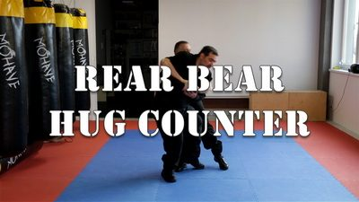 Rear Bear Hug Escape