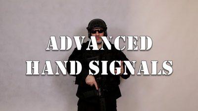 Advanced Hand Signals
