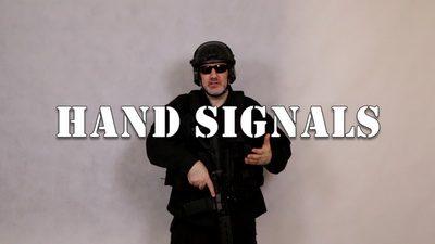 Hand Signals 101