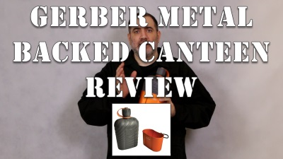 Metal Backed Canteen Review