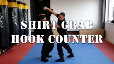 Shirt Grab Hook Counter