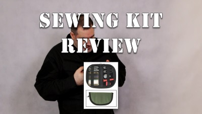 Sewing Kit Review