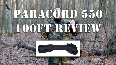 Paracord 550 Review