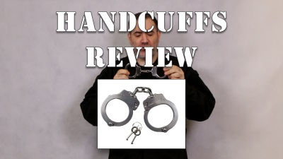 Police Handcuffs Review