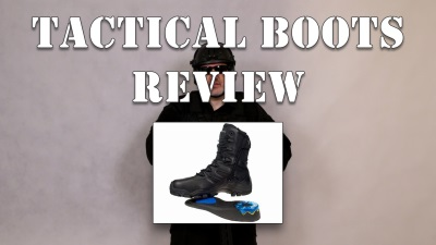 Tactical Boots Review