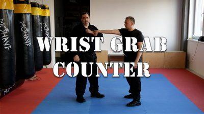 One Hand Wrist Grab