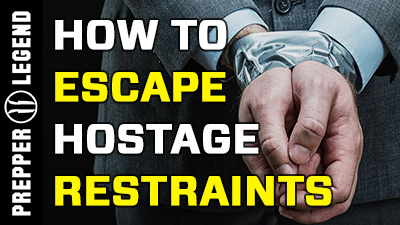 How to Escape Hostage Restraints