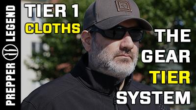 Gear Tier System - Tier 1 - Clothes
