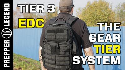 Gear Tier System - Tier 3 - EDC