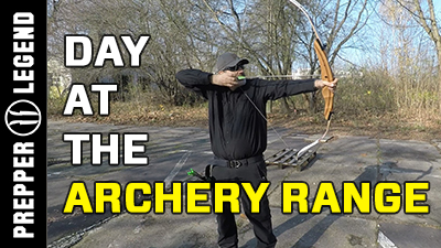 Day at the Archery Range