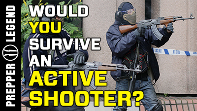 Would You Survive an Active Shooter?